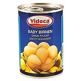 Videca Baby-Birnen geschält, 12er Pack (12 x 210 g)
