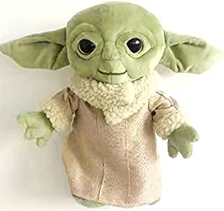 BD - Yoda para bebé (11.8in), color verde