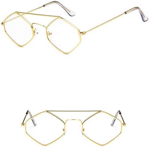 RJGOPL des lunettes de soleil Leonlion espelho oculos de sol feminino/masculinovintage marqueoculos quadrados femininopetit oculos de sol pour homens oculos de sol Gold T