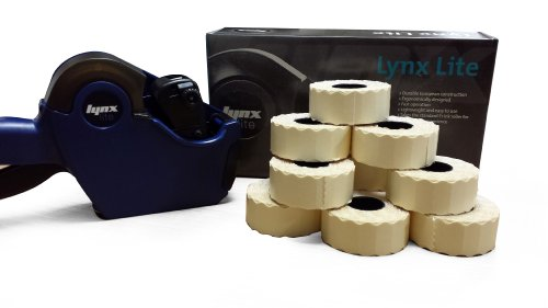 Lynx Lite DBH6 Pricing Gun Starter Pack with Best Before Labels