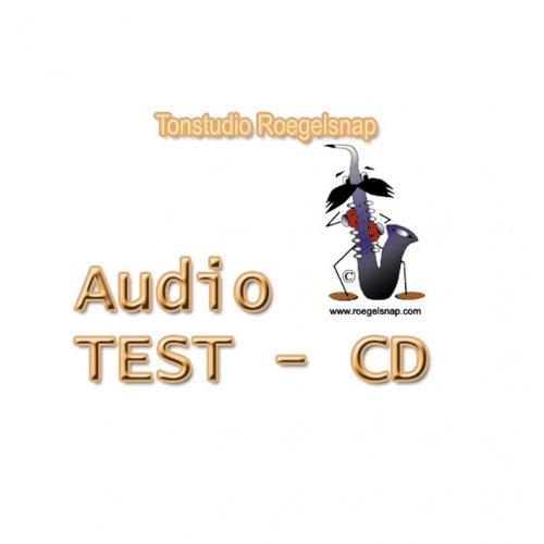 1000 Hz Sinus 120 - 5 db Stereo-Signal