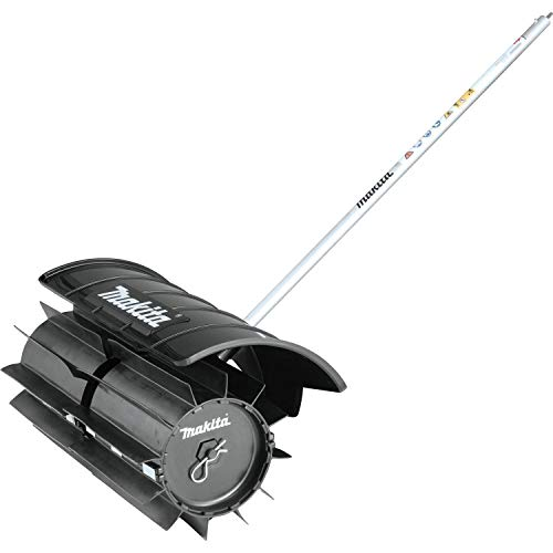 Makita SW400MP Couple Shaft Paddle Sweep Attachment, Black