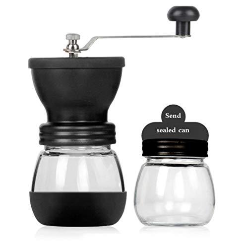 GAX wassen Hand-cranked Koffie Grinders Handmatige Koffiemachine Koffiebonen Grinders Thuis Shredders Stuur Verzegelde blikjes Vrije tijd Van nu af aan
