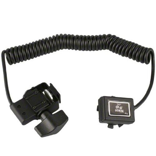 Walimex - Cable de conexión y sincronización para Flash Compatible con Nikon...
