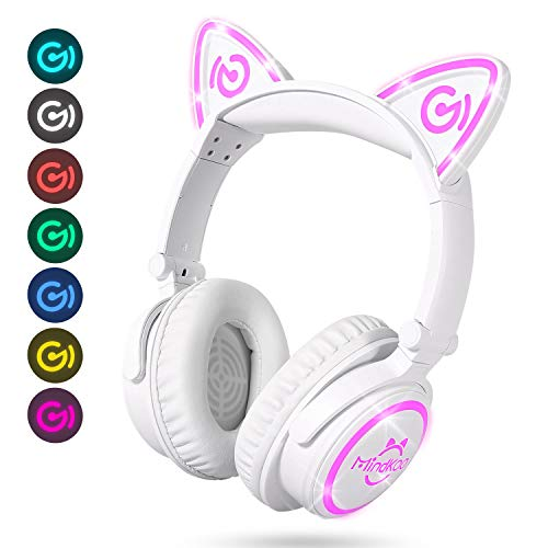 Top 15 Best Cat Ear Headphones For Girls In 2020 Reviews