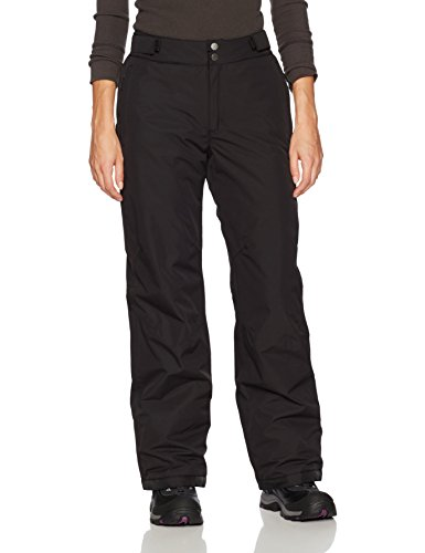 White Sierra Women's Snow Crest Insulated Pants, Medium, Black