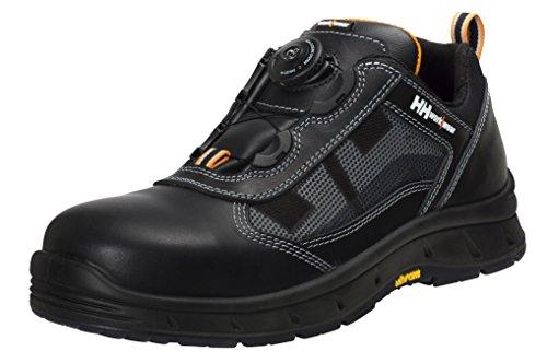 Helly Hansen Workwear Sicherheitsschuhe S3 HRO SRC HellyHansen 78209 OSLO BOA WW Arbeitsschuhe mit Boa Schnürung schwarz/orange, 44, orange, 78209