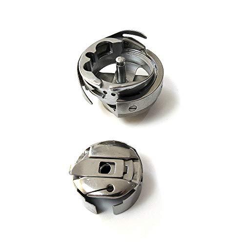 Gancho giratorio de gran capacidad #712+caja de bobina #714 para Consew 146Rb 148Rbl Ziazag