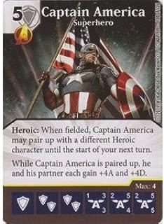 Dice Masters - Captain America: Superhero