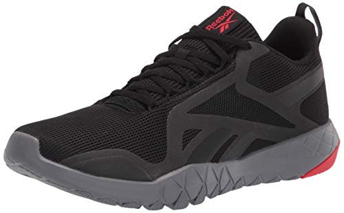 Reebok Bicicleta elíptica Flexagon Force 3.0 para Hombre, Color Negro, Talla 41 EU