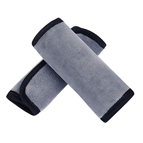 Accmor Car Seat Straps Shoulder Pads for Baby Kids,Stroller Belt Covers Strap Pads, Straps Covers for All Baby Car Seats, Pushchair, Stroller, Made of Soft Fluff