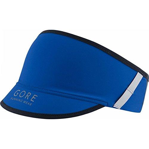 GORE RUNNING WEAR Visera para Hombre, Transpirable, GORE Selected Fabrics, FUSION, Talla Única, Azul eléctrico, HULTRA600002