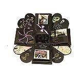 Tumao Kreative Überraschung Explosion Box DIY Fotoalbum Handgemachtes Scrapbook Faltendes...