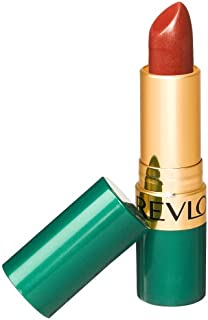 Revlon Moon Drops Frost Lipstick, Copperglaze Brown 335, 0.15 Ounce
