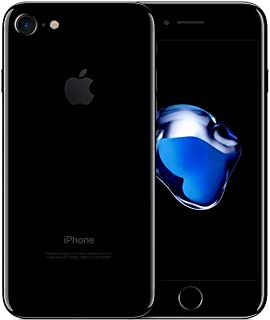 Apple iPhone 7 with FaceTime - 128GB, 4G LTE, Jet Black