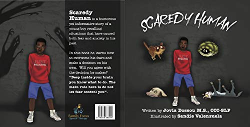 Scaredy Human Book (English Edition)