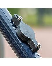 Fietshouder voor Apple Airtag | spatwaterdichte huisvesting incl. schroeven voor bevestiging aan de flessenhouder | fietshouder | fietsbevestiging | houder