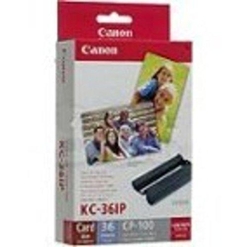 Canon original - Canon Selphy CP 1200 (KC36IP / 7739A001) - Tinte - 36 Seiten