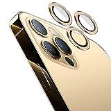 【2020最新型】iPhone 12 Pro Max カメラフィルム 0.25mm超薄 アルミ合金+9Hガラス カメラカバー Opapayaレンズ保護フィルム 一体感 レンズ保護ケース 衝撃吸収・スクラッチ防止・ 99%透過率 ・剥がれ防止 ・12 Pro Max専用