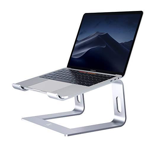 BYKA demontierbarer Laptop Stander Halter Notebook Stand fur alle Laptop Notebook 10 17 Marken zB MacBook ProAir Lenovo Acer Samsung Dell Huawei HP