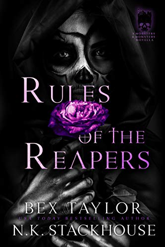 Rules of the Reaper (Mobsters & Monsters Preludes Book 2) (English Edition)
