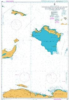 turks and caicos fishing chart