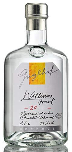 Guglhof: Williams Brand - Jahrgangsbrand / 42% Vol. / 0,7 Liter - Flasche