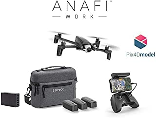 Parrot - Dron 4K - Anafi Work - Paquete profesional completo