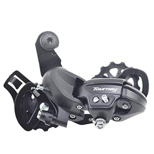 RD-TY300 Rear Derailleur 6/7/8 Speed Mountain Bike Direct Mount For Bicycle(Black)