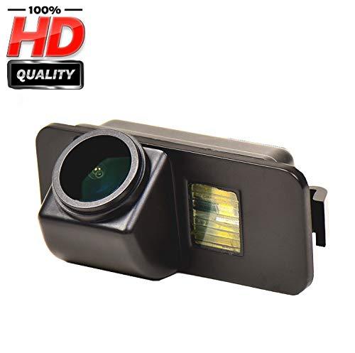 HD CCD Caméra de Recul Voiture en Couleur Kit Caméra vue arrière de voiture Imperméable IP68 Vision Nocturne pour Ford Galaxy MK3 Kuga Mondeo BA7 MK4 Fiesta Focus Mk2 S-Max