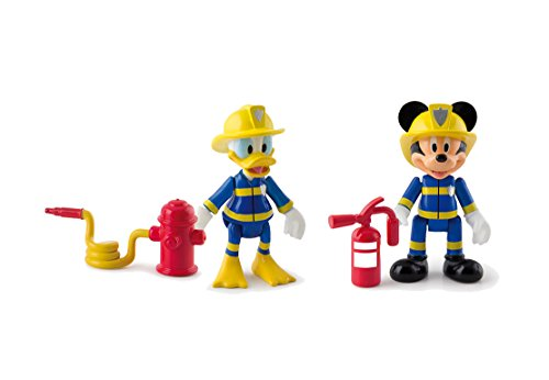IMC Toys- Disney Pack 2 Mickey & Donald al Rescate, Multicolor (181908)