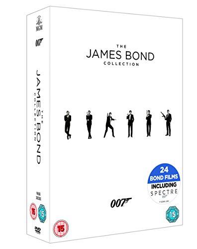 James Bond Collection [DVD] [2017]