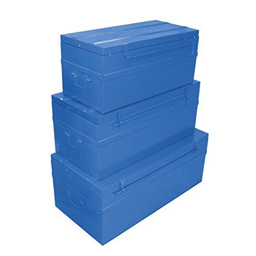 Cogex 62710 - Tronco de metal azul 3 partes