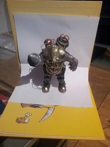 Bioshock Big Daddy Ultra Deluxe Fig.