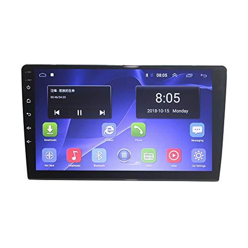 Radio de coche Android 9.1 4G WiFi 2 din, universal, reproductor de DVD de coche, radio estéreo de coche, radio 2G 32G, 10 Wifi 1G 16G, 9-10 inch