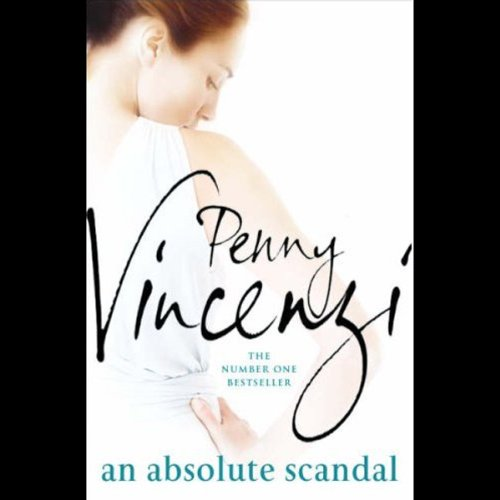 An Absolute Scandal audiobook cover art