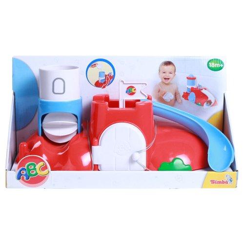 Simba Toys 104014234 – ABC de Bain pour bébé de Plaisir île