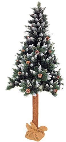 Coil Weihnachtsbaum Christbaum Tannenbaum Zapfen Kiefer 160,180,220 cm (180 cm)