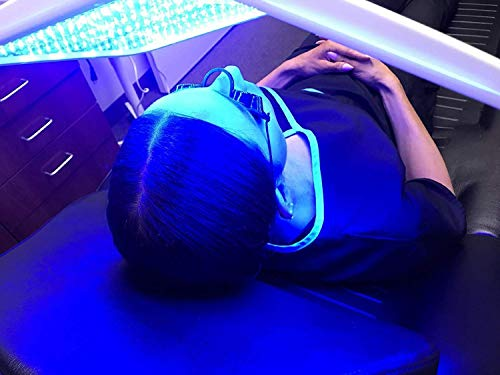 Buy Discount Californiamicroneedle Foldable Photon LED Skin Rejuvenation Light Therapy Mask PDT Faci...