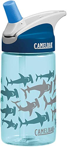Camelbak Eddy Kids Botella de Agua, Unisex niños,
