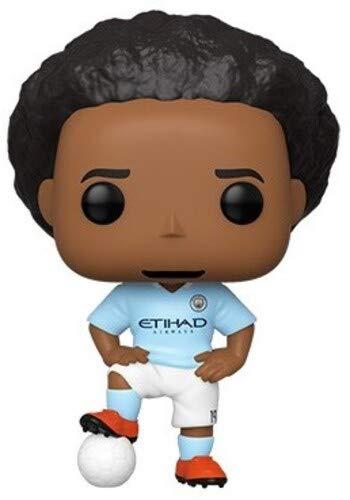 Funko Pop! Figura De Vinil Football: Manchester City - Leroy Sane