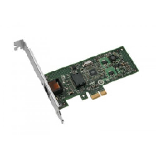 Intel EXPI9301CTBLK - Adaptador de red PCI-Express (10/100/1000 Mbps, 1 x RJ45)