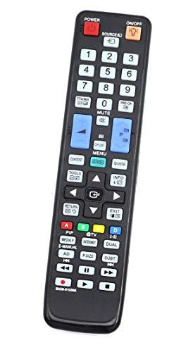 ALLIMITY BN59-01039A Fernbedienung Ersetzen fit für Samsung LCD TV UE32C5100 LE55C670M1SXXN UE32C6710USXXN UE32C6800USXZF UE37C5100QWXXC UE37C6530UWXXC UE32C6000RWXZF LE46C670M1SXXN