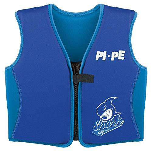 PI-PE Schwimmweste Kids Blue 6-7 Jahre