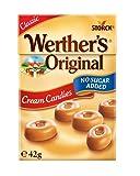 Werther's Original Minis, Zuckerfrei