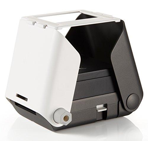 タカラトミー スマートフォン用プリンター プリントス SUMI(墨) チェキフィルム使用 TPJ-03SU