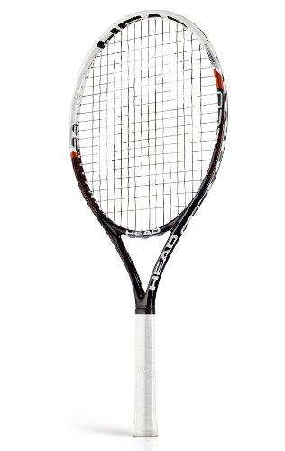 HEAD Tennisschläger Speed 23, schwarz/weiß, L000, 231263