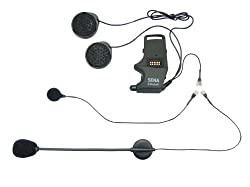 in budget affordable Sena SMH-A0302 Helmet Clip Kit with Boom and Wired Microphone for SMH10 Bluetooth Headset