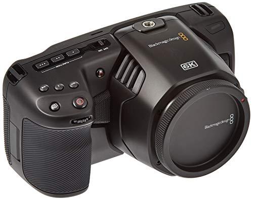 Blackmagic Design Pocket Cinema Camera 6K (sleuf voor geheugenkaarten)