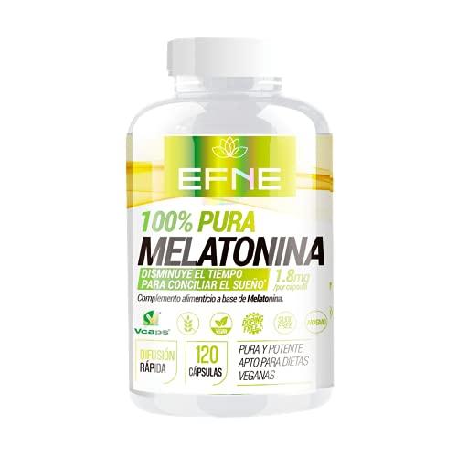 Melatonina 120 Cápsulas